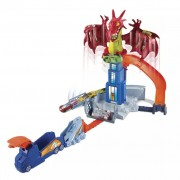Hot Wheels Set da Gioco Dragon Blast DWL04
