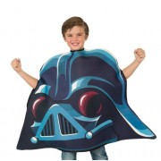 Angry Birds Star Wars Darth Vader Child's Costume Tunic One Size