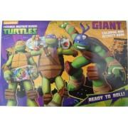 Teenage Mutant Ninja Turtles Giant Coloring and Activity Book
