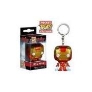 Chaveiro Iron Man / Homem de Ferro - Funko Pop Pocket Vingadores - A Era de Ultron