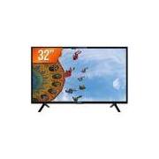 """TV LED 32"""" HD TCL L32D2900 Semp Toshiba 3 HDMI e 1 USB Conversor Digital"""