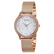 Guess W0647L2 Analog Mother of Pearl Dial Women's Watch - W0647L2