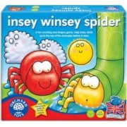 Jucarie educativa Orchard Toys Insey Winsey Spider