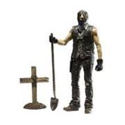 Figurina The Walking Dead Tv Series 9 Grave Digger Dirt Daryl Dixon 15 Cm