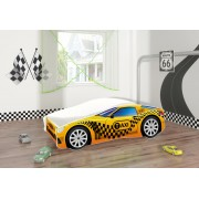 Pat Tineret MyKids Race Car 10 Taxi-140x70