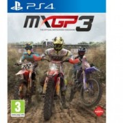 MXGP 3: The Official Motocross Videogame, за PS4