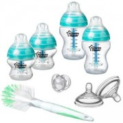 Комплект за новородено Advanced Anti-Colic Tommee Tippee, Син, 2600046