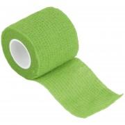 ER Self-Adhering Envolturas De Vendaje Elástico Adhesivo Cinta De Primeros Auxilios Stretch 5cm -Green
