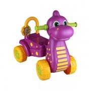 Детская каталка Фиолетовый Дракон