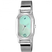 Fastrack Quartz Blue Dial Women Watch-6126SM01