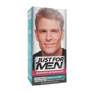 JUST FOR MEN SHAMPOO IN HAIR COLOUR (Dark Blond/Lightest Brown) 1 Application