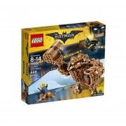 ATAQUE CENAGOSO DE CLAYFACE LEGO 70904