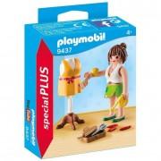 Playmobil costruzione stilista 9437
