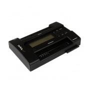StarTech.com Estación de Acoplamiento y Duplicador de Discos Duros SATA IDE a USB