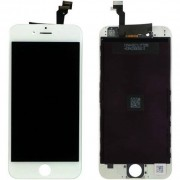 Compatibile Apple AA - 821-1971, 821-1982 - Vetro LCD per iPhone 6 - Bianco (Grado AA)