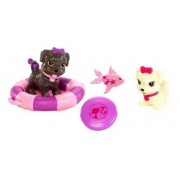 Mattel Barbie Mini Pets Sand Bucket Fun Puppies