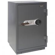 Rolléco Coffre-fort ignifuge papier 1h à valeur assurable Capacité 21 litres