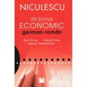 Dictionar economic german-roman