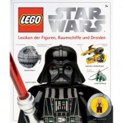 Dorling Kindersley LEGO® Star Wars™ Lexikon der Figuren, Raumschiffe und Droiden