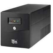 """ITEK UPS WalkPower 850 - 850VA/480W, LINE INTERACTIVE, LED, 2xSchuko, AVR,"""