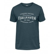 Fjällräven Est. 1960 T-Shirt Man Dusk
