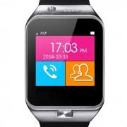 Ceas Smartwatch cu Telefon iUni U17, Camera 1.3MP, BT, Slot card, Argintiu