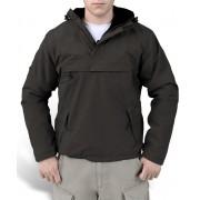 giacca a vento SURPLUS - Windbreaker - BLACK - 20-7001-03