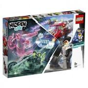 LEGO Hidden Side, Camionul de cascadorii al lui El Fuego 70421