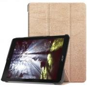 Trifold skyddsfodral / Tab-fodral Acer Chromebook Tab 10 - Rose Gold