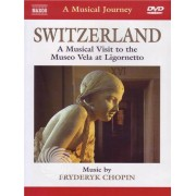 Video Delta Switzerland - A musical visit to the Museo Vela at Ligornetto - DVD