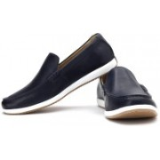 Clarks Newton Drive Loafers For Men(Blue)