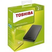 Disco Toshiba 2.5 2Tb USB3.0 Canvio Basics HDTB420EK3AA