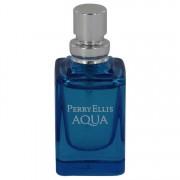 Perry Ellis Aqua Mini EDT Spray (Unboxed) 0.25 oz / 7.39 mL Men's Fragrances 540688