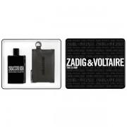 Zadig & Voltaire This is Him ESTUCHE (EDT 100ml+cartera)