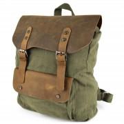 Delton Bags Sac à dos en toile marron