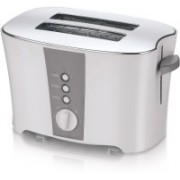 Kraft Toasterpopup 800 W Pop Up Toaster(White)