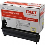 Oki 43870021 Original Drum Yellow