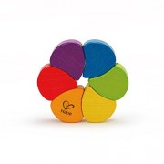 Hape Happy Baby Rainbow Rattle