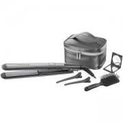 Комплект преса за коса с аксесоари, кремаично покритие - PRO-Ceramic Titanium, Remington S5506GP