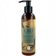 Bielenda Emulsie de curățare pentru piele mixta și ten gras CBD Cannabidiol (Face Cleansing Emulsion For Mixed & Greasy Skin) 150 ml