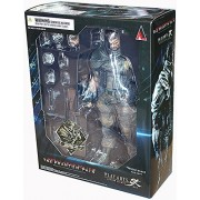 Metal Gear Solid V Phantom Pain Venom Snake Play Arts Kai Action Figure SDCC2015 Splitter Ver. by Square-Enix