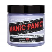 Coloration Cheveux MANIC PANIC - Classic - Stiletto Argent