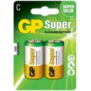 Baterii ultra alcaline R20 2buc/blister GP