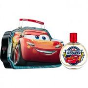 Disney Cars lote de regalo I. eau de toilette 100 ml + táper de merienda