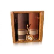 M51-20 Ffi textilzsebkendő 2db hullámkarton csomagolásban (ÖKO)