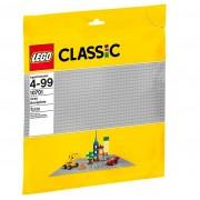 LEGO Classic 10701 Šedá podložka na stavění 38x38 cm