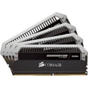 Memorie ram corsair Dominator Platinum, DDR4, 32 GB,2666MHz, CL15 (CMD32GX4M4A2666C15)