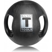 Medicine Ball 5,4KG - Dual Grip 12 LB