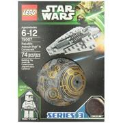 Lego Star Wars Republic Assault Ship And Coruscant (75007)