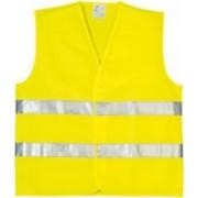 Oxford láthatósági mellény, sárga XL (70202OXF)